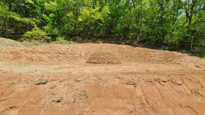 경기 김포 묘지사초작업
