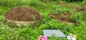 경남 밀양 묘지사초